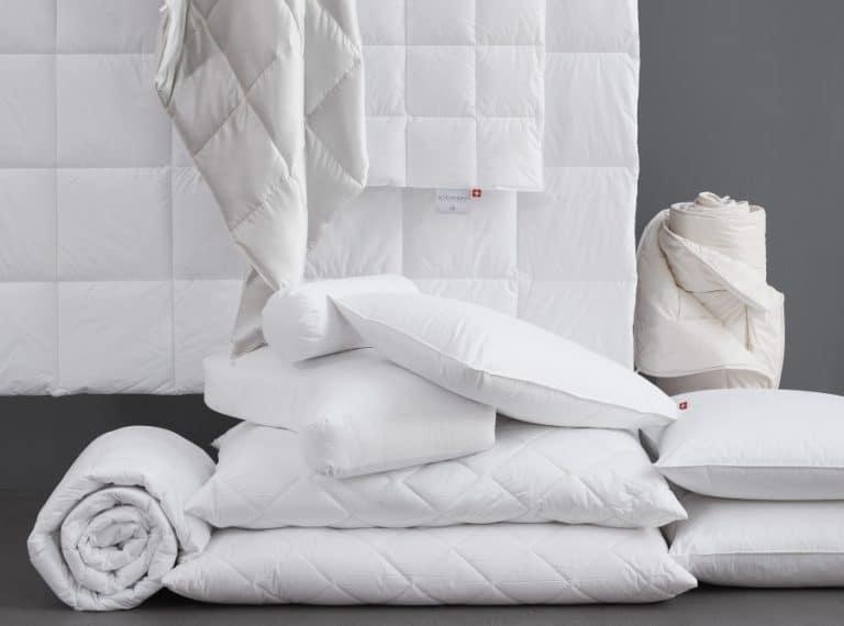 Düsseldorfer Bettenhaus Decken und Kissen