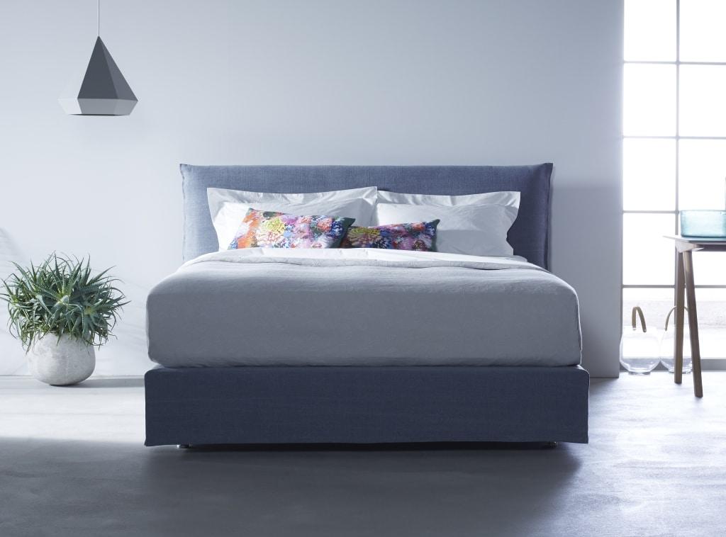 Schramm Purebeds Loft Bett Clara 840 blue