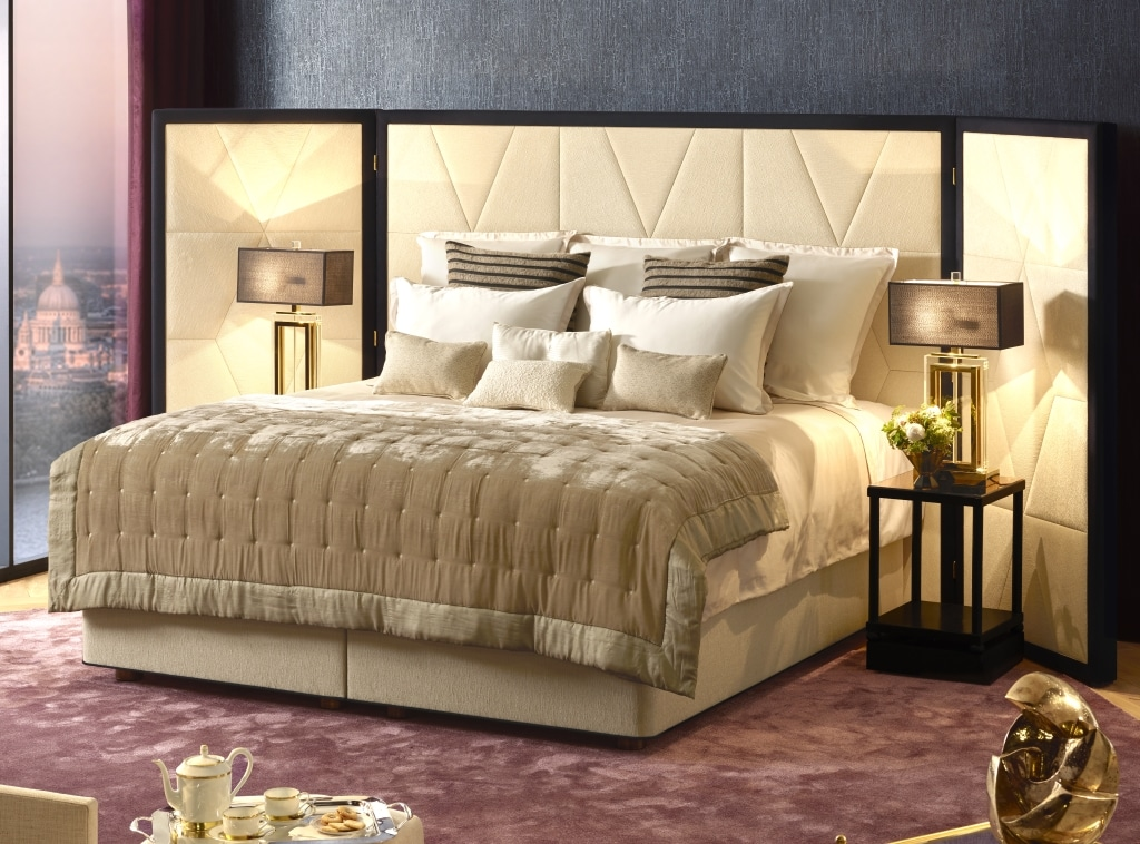 Vispring Bett Grand Berkeley 1
