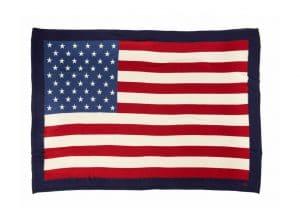 Ralph Lauren Plaid Flag navy